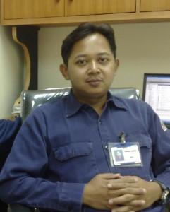Yudiono saat karyawan