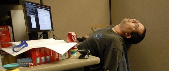 ilustrasi demotivasi karyawan