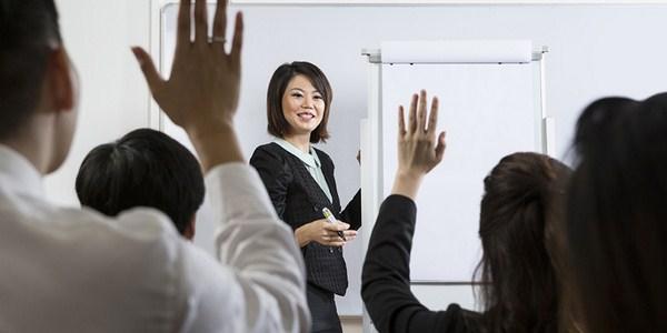 Ilustrasi pelatihan untuk karyawan