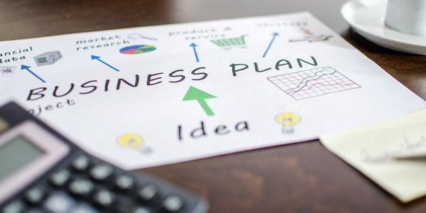 Ilustrasi rencana bisnis