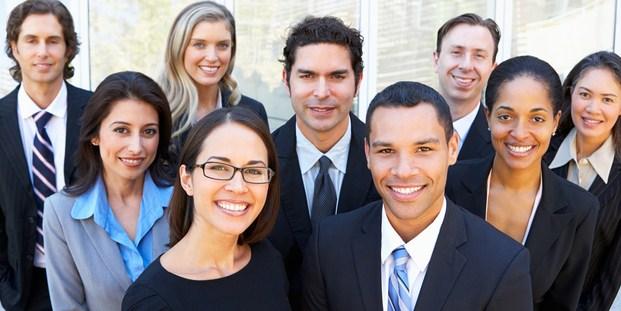 IIustrasi meningkatkan kepuasan karyawan