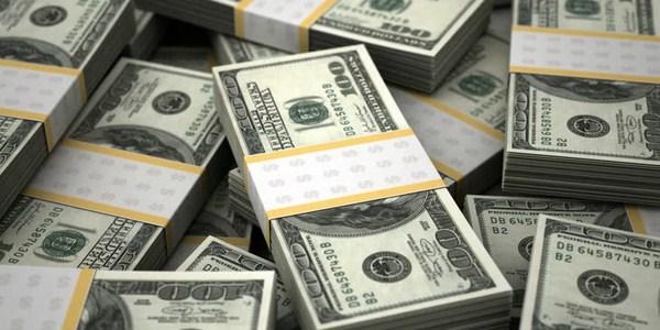 Ilustrasi dolar Amerika Serikat