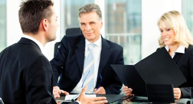 Ilustrasi gagal saat wawancara kerja