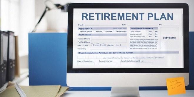 Ilustrasi formulir persiapan pensiun
