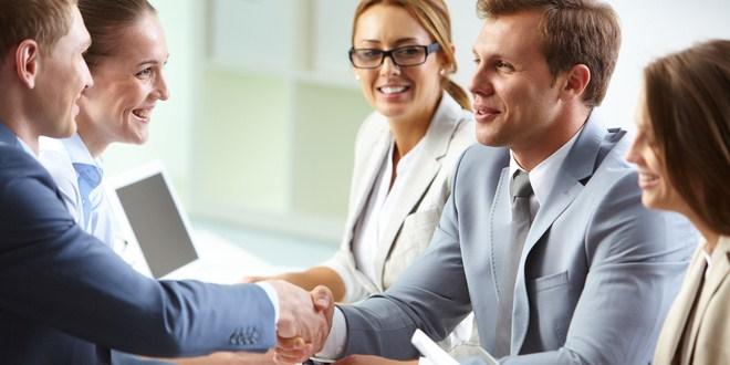 Ilustrasi membangun kepercayaan klien