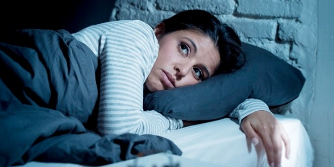 Ilustrasi cara mengatasi insomnia