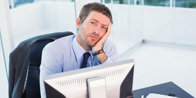 Ilustrasi menghilangkan kejenuhan dalam bekerja