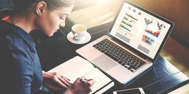 Ilustrasi cara memulai bisnis online
