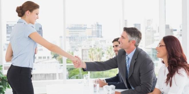Ilustrasi menghadapi interview kerja