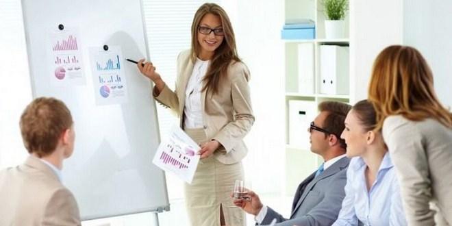 Ilustrasi kebiasaan manajer penjualan